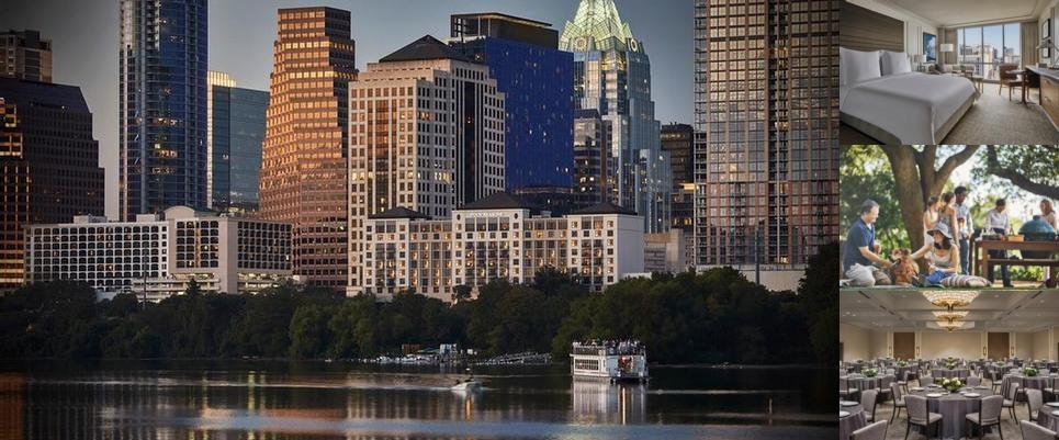 Four Seasons Hotel Austin Austin Tx 98 San Jacinto 78701