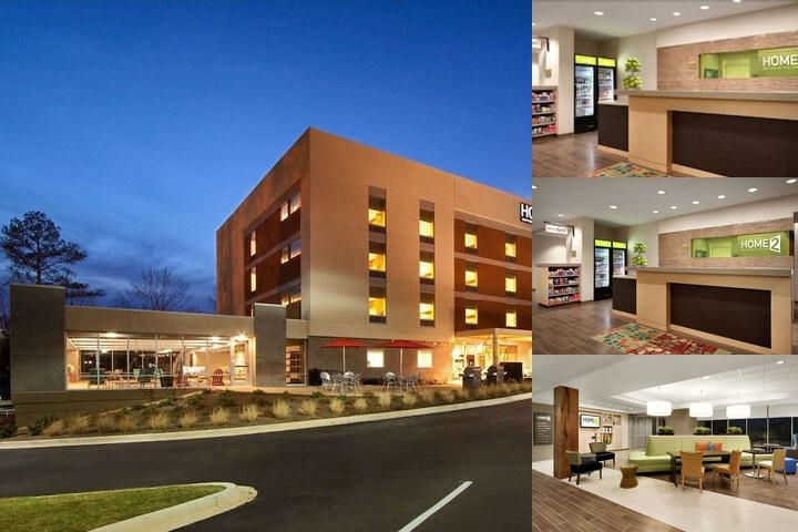 Home2 Suites by Hilton Lexington Park Patuxent Riv photo collage