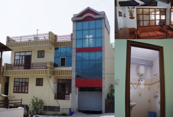 Hotel The Holiday Home photo collage
