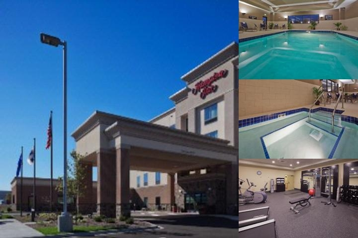 Hampton Inn Beloit photo collage