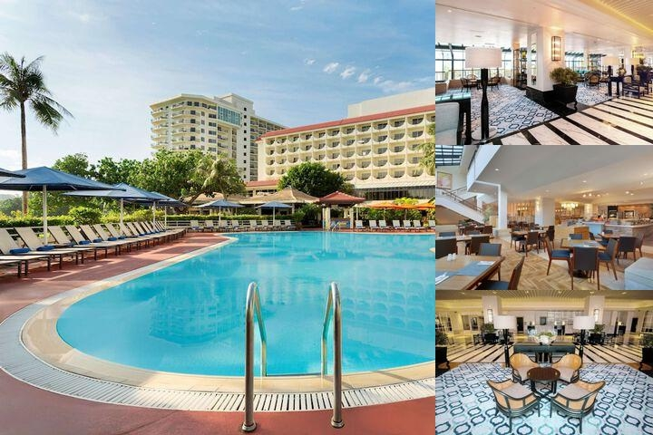 Hilton Guam Resort & Spa photo collage