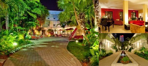 DORCHESTER HOTEL - Miami Beach FL 1850 Collins 33139