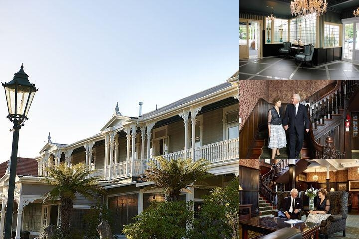 Princes Gate Hotel photo collage