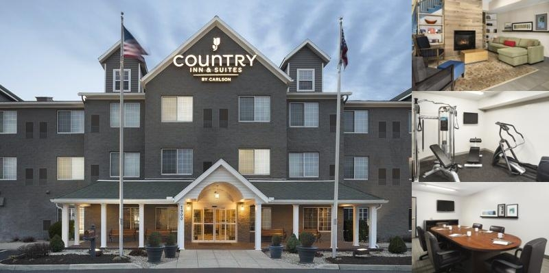 Country Inn & Suites Columbus Airport photo collage