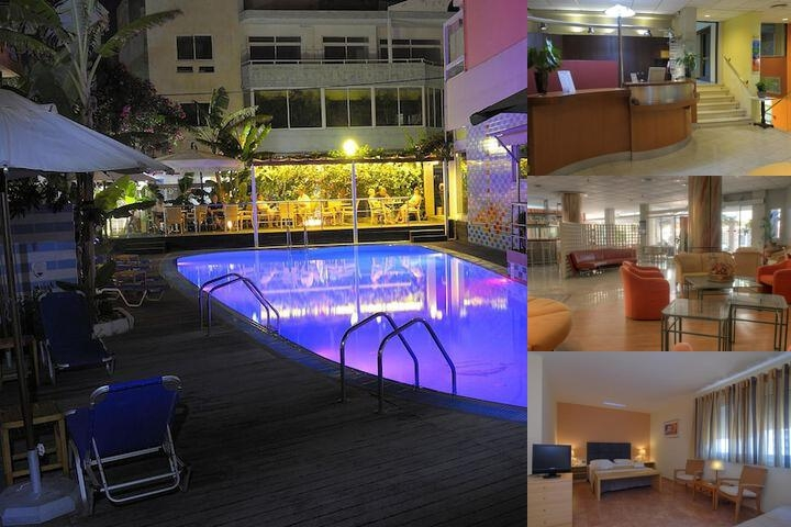 Agla Hotel photo collage