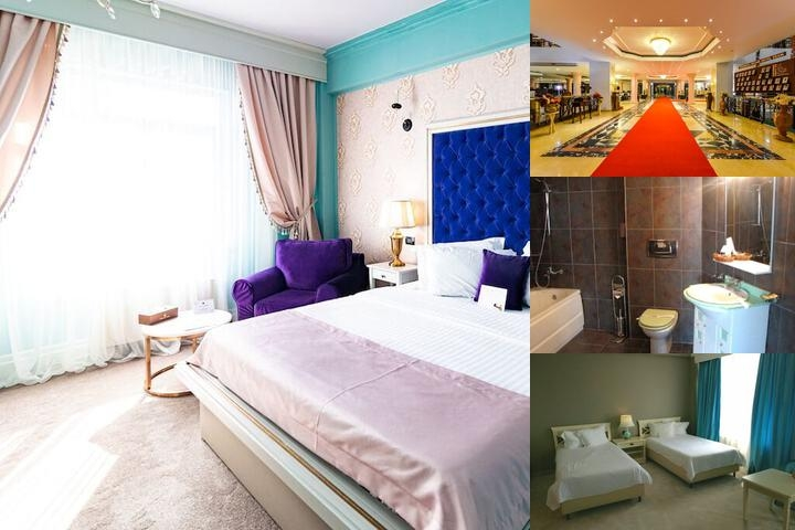 Phoenicia Grand Hotel photo collage