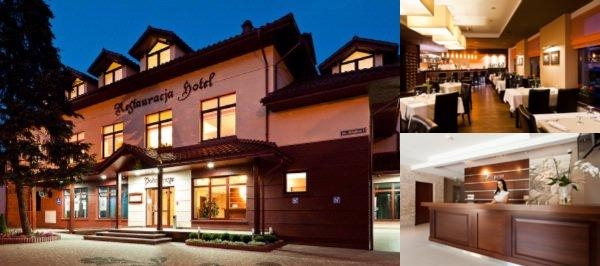Hotel Podzamcze photo collage