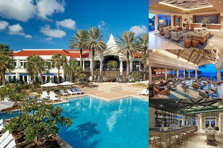 Curacao Marriott Beach Resort & Emerald Casino photo collage