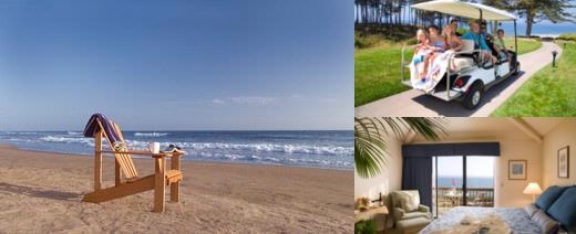 Seascape Beach Resort Photo Collage