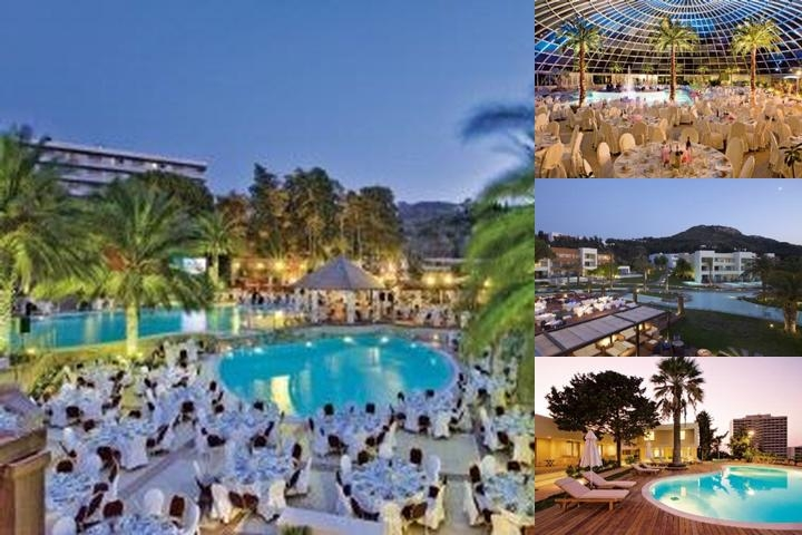 Hotel Rodos Palace photo collage
