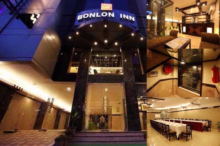 Hotel Bonlon Inn photo collage