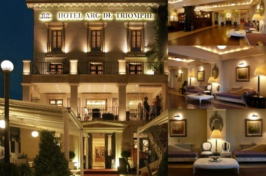 Arc De Triomphe by Residence Hotels photo collage