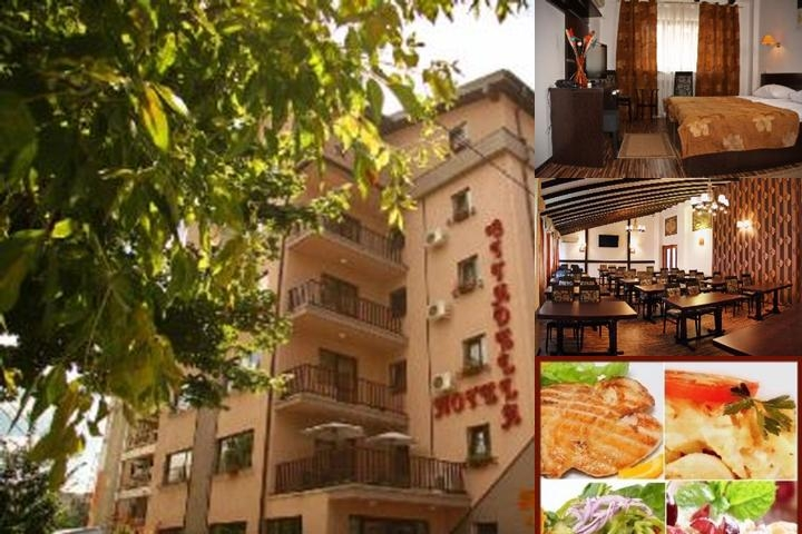Hotel Citadella photo collage