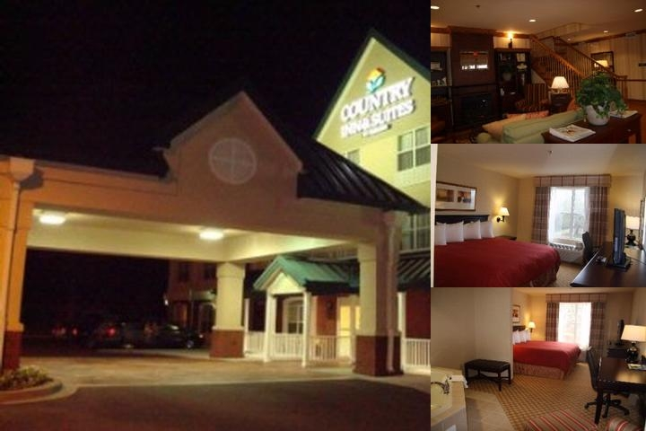 Country Inns & Suites photo collage