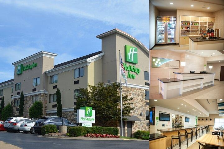 Holiday Inn Little Rock West Financial Pky photo collage