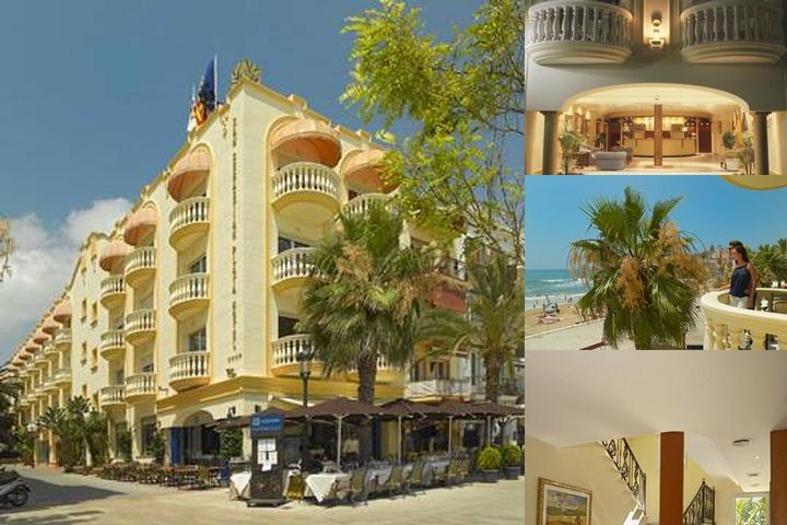 Hotel San Sebastian Playa photo collage