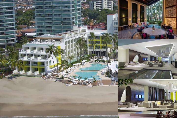 Hilton Puerto Vallarta Resort photo collage