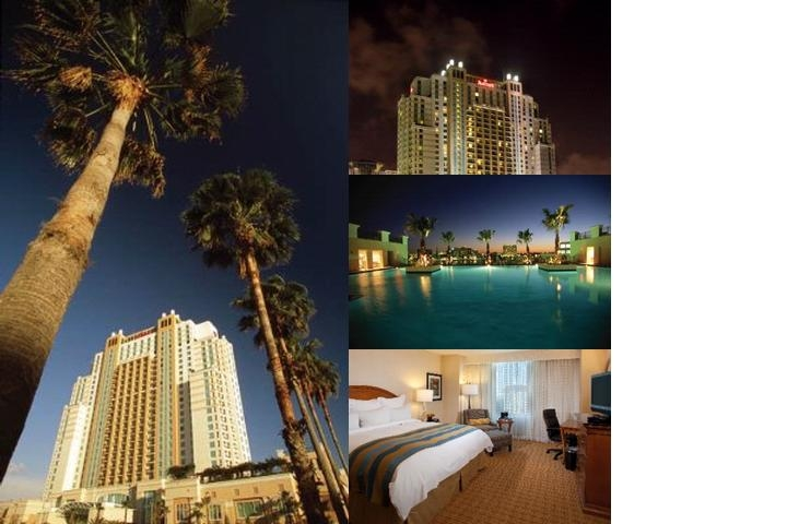 Tampa Marriott Waterside Hotel & Marina photo collage
