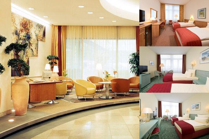 Best Wester Plus Hotel Steglitz International photo collage