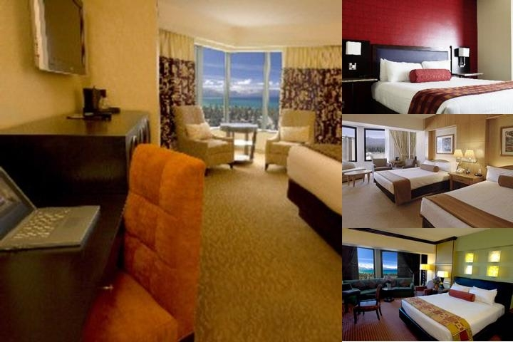 Harrah's Lake Tahoe Resort & Casino photo collage