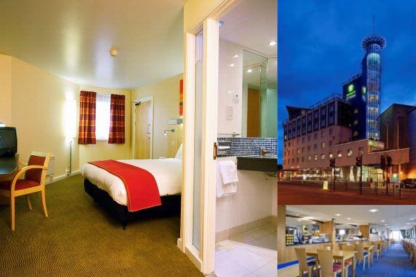 Holiday Inn Express Glasgow Theatreland photo collage