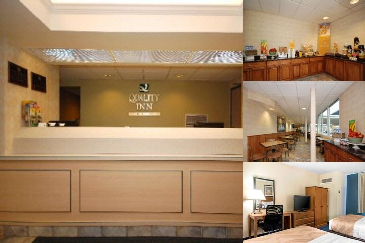 Quality Inn Penn State photo collage