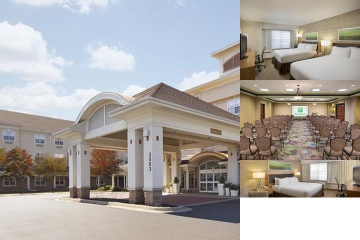 Holiday Inn Grand Rapids Airport photo collage