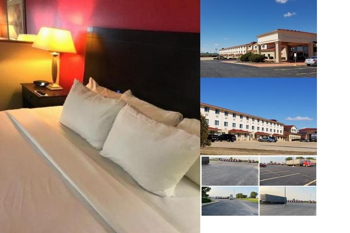 Park Inn by Radisson & Conference Center photo collage