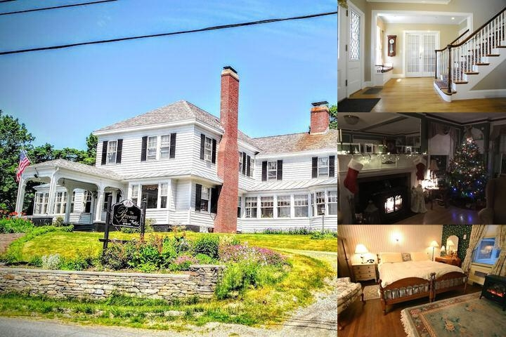 Brewster Inn photo collage