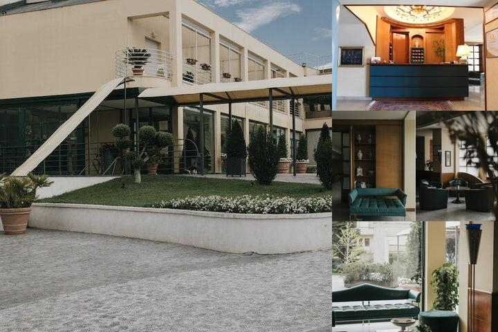 Hotel Del Campo photo collage