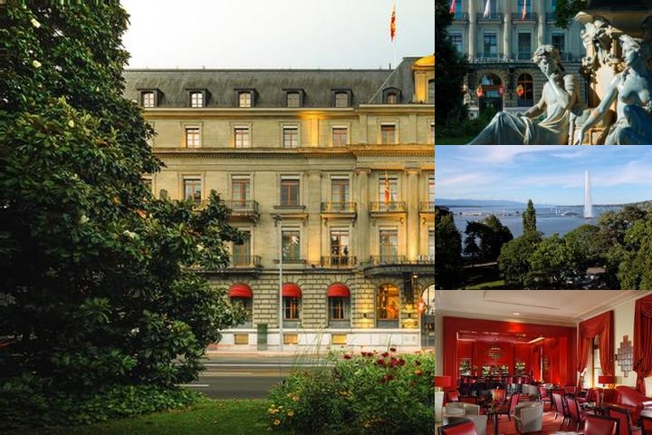 Swissotel Metropole Geneva photo collage