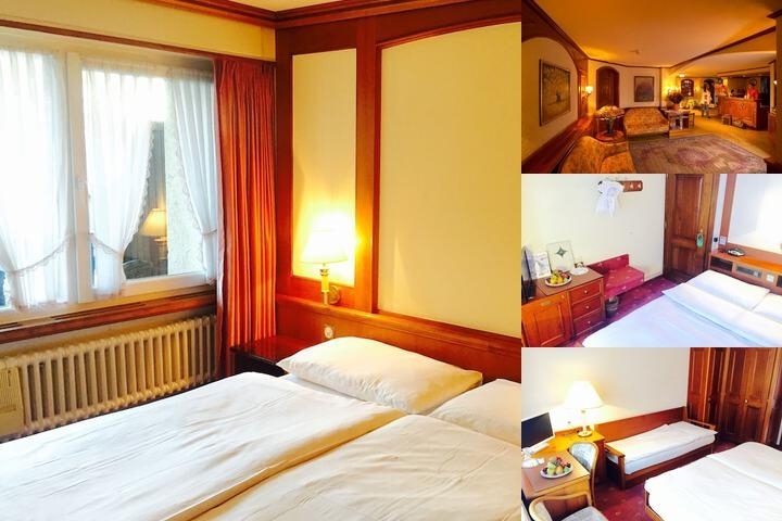Hotel Antares photo collage