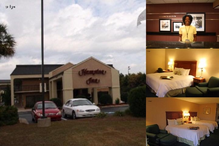 Hampton Inn Cordele photo collage