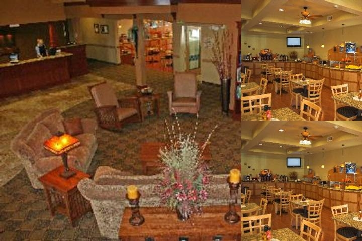 Holiday Inn Express & Suites Interstate 90 photo collage