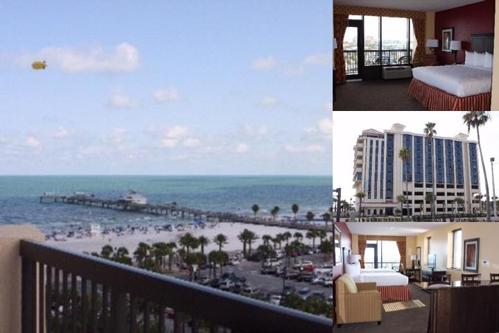 Pier House 60 Clearwater Beach Marina Hotel photo collage