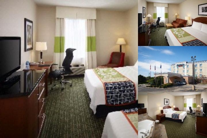 Fairfield Inn by Marriott Toronto / Oakville photo collage