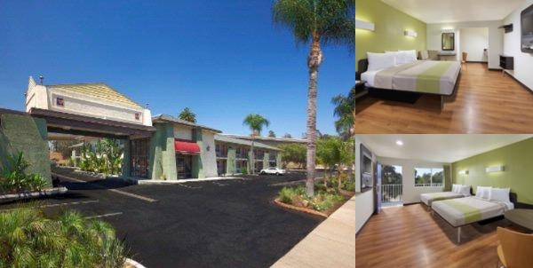 Motel 6 Redlands photo collage