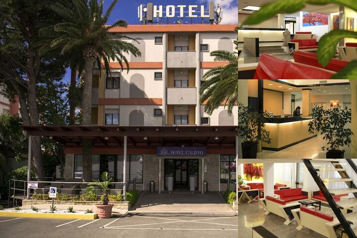 Hotel Califfo photo collage