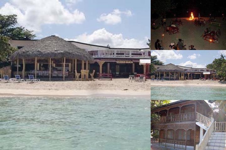 Bourbon Beach photo collage