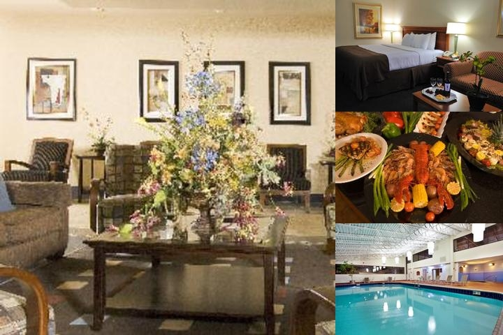 The Garden Plaza Hotel & Conference Center photo collage