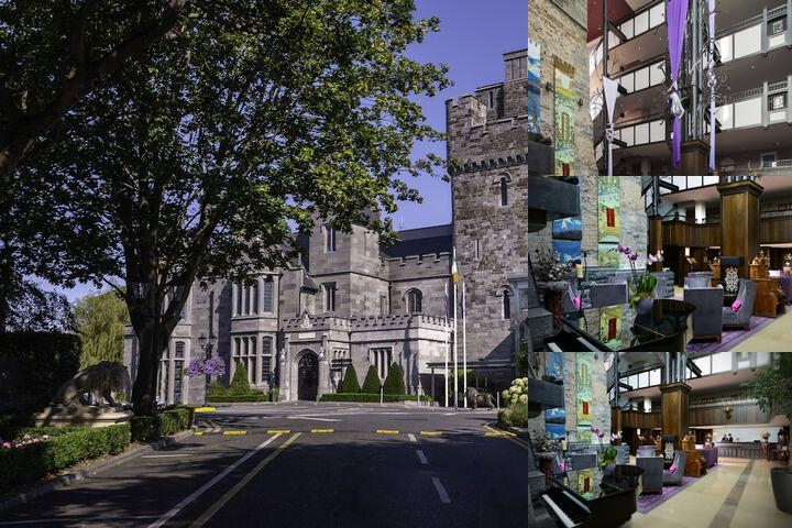 Clontarf Castle Hotel photo collage