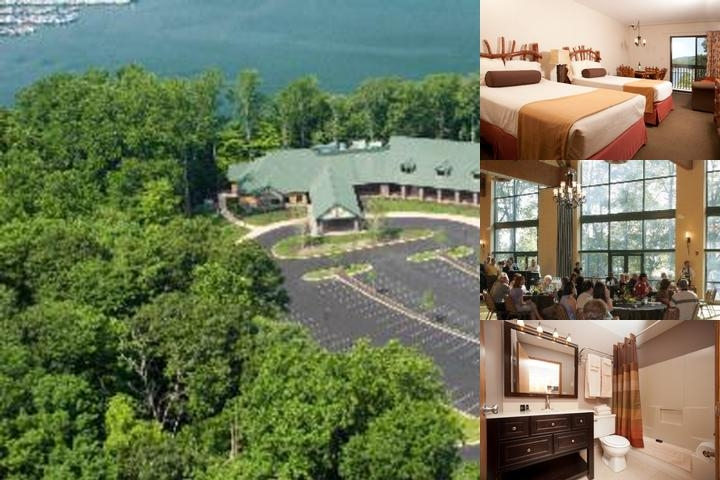 Lake Raystown Resort Lodge & Conference Center photo collage