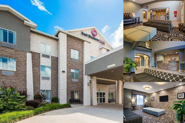 Best Western Plus Sand Bass Inn & Suites photo collage