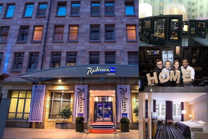 Radisson Blu Hotel Bremen photo collage