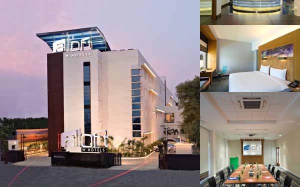 Aloft Chennai Omr It Expressway photo collage