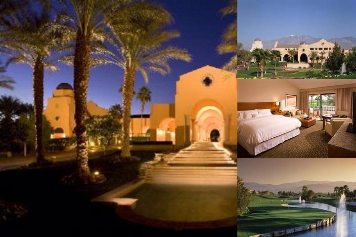 Westin Mission Hills photo collage