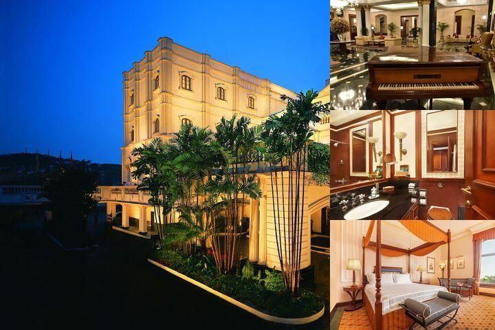 The Oberoi Grand photo collage