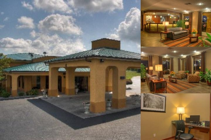 Quality Inn Dandridge photo collage