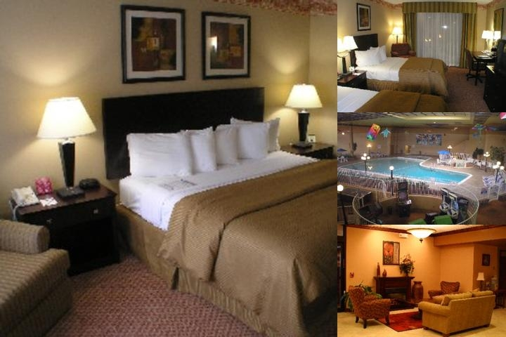 Hotel Davenport & Conference Center photo collage