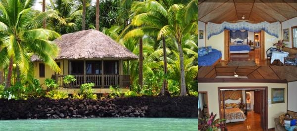 Le Vasa Resort photo collage